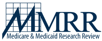 MMRR Medicare & Medicaid Research Review